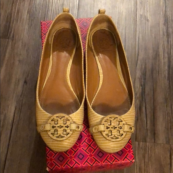5412ff57a Tory Burch Shoes | Mini Miller Flats | Poshmark